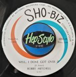 "45Re ✦ BOBBY MITCHELL ✦ ""Well, I Done GoT Over It"" - Massive R&B/Soul Crossover"